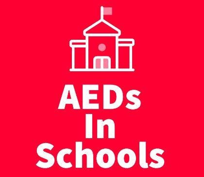 Implementing AEDs in schools