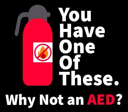 Setting a standard for access to AEDs