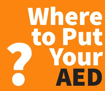Why AED placement could be the key to SCA survival