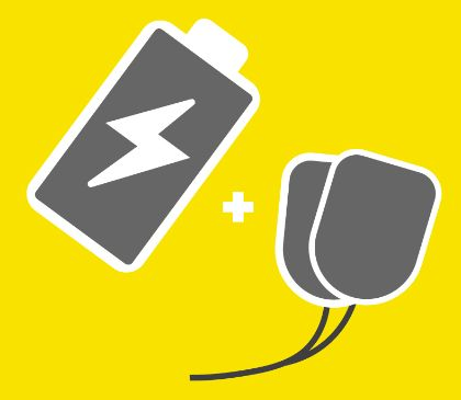 How long do AED batteries and pads last?