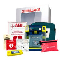 Cardiac Science Powerheart G3 Plus Business Package (Recertified)