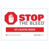 Stop the Bleed Sticker Kit