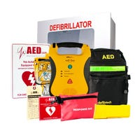 Defibtech Lifeline AED Business Package (Recertified)