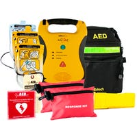 Defibtech Lifeline AED First Responder Package