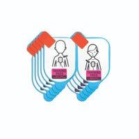 Lifeline AED Trainer Pediatric Pads