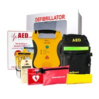 Defibtech Lifeline AED School Package (Recertified)