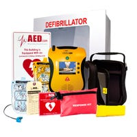 Defibtech Lifeline View AED School Package (Recertified)