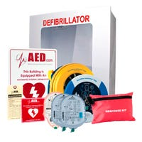 HeartSine Samaritan AED Healthcare Package