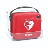 AED Clear wall Holder
