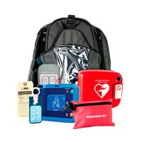 Philips HeartStart FRx Portable AED Package (Recertified)