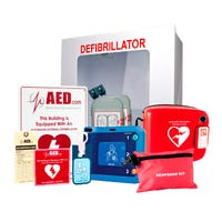 Philips HeartStart FRx AED Healthcare Package (Recertified)