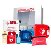 Philips HeartStart FRx AED School Package (Recertified)