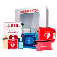 Philips HeartStart FRx AED School Package (Recertified)
