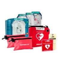 Philips HeartStart OnSite AED First Responder Package (Recertified)
