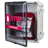 Stop the Bleed Cabinet.