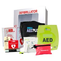 Zoll AED Plus Business Package