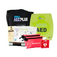 ZOLL AED Plus First Responder Package