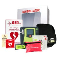 Zoll AED Pro Healthcare Hospital Package